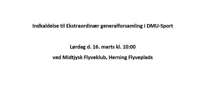 Nu hedder vi Luftsport Danmark