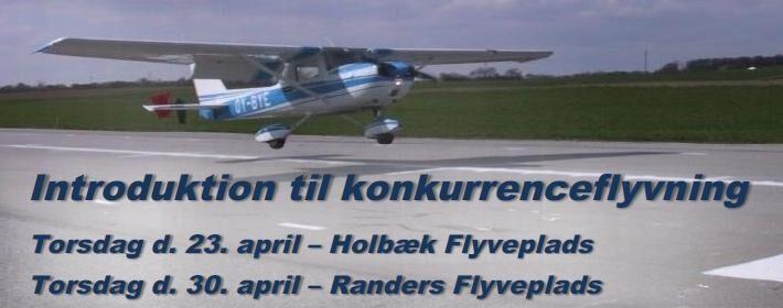 Invitation til alle danske UL og GA piloter